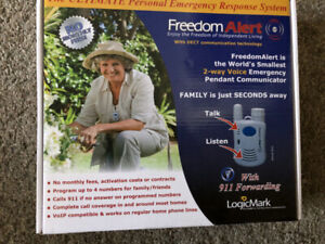 Freedom Medic Alert for Elderly