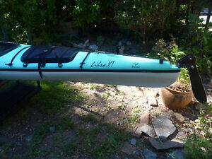 Ultimate kayak touring package