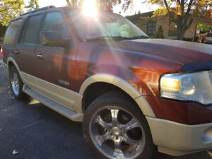2007 Ford Expedition Edie bauer VUS