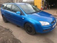 57 2007 Ford Focus 1.8 125 2007.5MY Style ***FOR SPARES OR REPAIR ONLY***