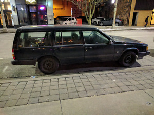 Looking for Volvo 940 turbo parts, parts car, or car