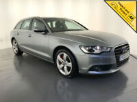 2012 AUDI A6 SE TDI AUTOMATIC ESTATE DIESEL SERVICE HISTORY FINANCE PX WELCOME