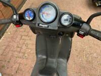 1999 - MALAGUTI PHANTOM - SCOOTER - AUTOMATIC - 50cc - ONLY 6K MILES