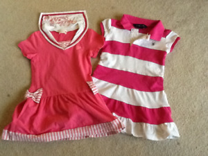 Toddler girl casual dress 2t