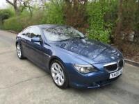 BMW 630 3.0 auto 2005MY Ci