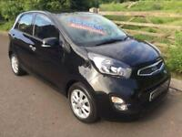 2013 13 KIA PICANTO 1.2 2 5D AUTOMATIC WITH ONLY 28000 MILES
