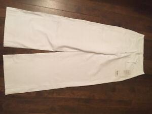 Lululemon Still Grounded White Pants Size 4 BEST OFFER!