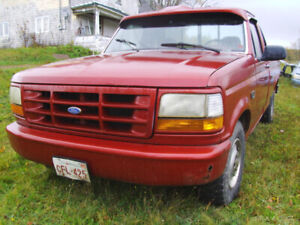 1994 Ford F-150 2WD For Sale