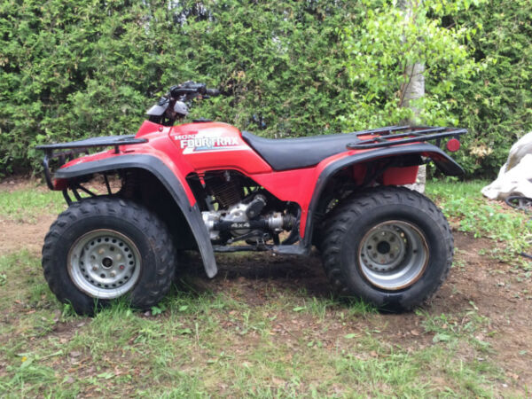 Used 1989 Honda Fourtrax TRX 300