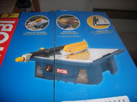 counter top tile saw