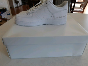 NIKE saintwoods AIR force One (Brand New)
