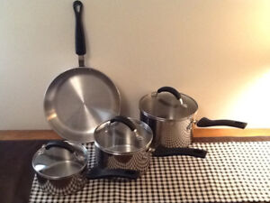 Kitchen Aid cooking Pots and Pans lot