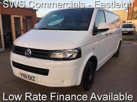 2011 (61) VW VOLKSWAGEN TRANSPORTER T30 2.0 TDI 102PS LWB DIESEL VAN LIKE CADDY