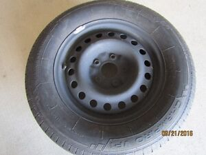 Brand New Rim and tire from 2012 Dodge Grand Caravan
