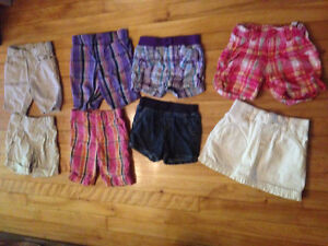 4 YEARS SHORTS 2$/EACH, ALL FOR 15$