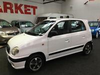 2001 HYUNDAI AMICA 1.0 GSi From GBP1650+Retail package.