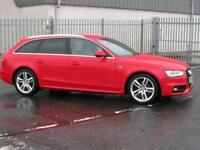 Audi A4 Avant 2.0TD ( 150ps ) ( s/s ) Avant 2015MY S Line