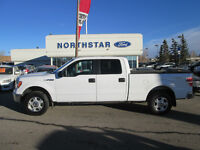 2013 Ford F-150 XLT 4X4 ** WITH TRAILER TOW PACKAGE! **