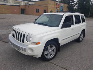 2010 Jeep Patriot Limited 4x4 SUV, Crossover