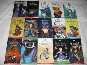 Romans jeunesse pour enfants et adolescents