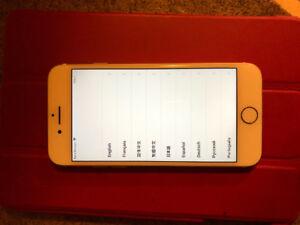 32GB Gold IPhone 7. Unlocked
