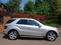 2009 09 Mercedes-Benz ML320 3.0TD CDI 7G-Tronic ( New Gen ) Sport..STUNNING !!