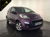 2013 63 PEUGEOT 107 ALLURE AUTO 1 OWNER SERVICE HISTORY FINANCE PX WELCOME