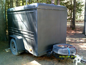 Simple Tent Trailer In RVs Campers Trailers  Peterborough Area