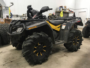 2011 800 Can am outlander