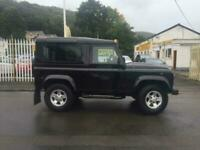 2010 Land Rover Defender 90 2.4 TDi XS Station Wagon 3dr SUV Diesel Manual