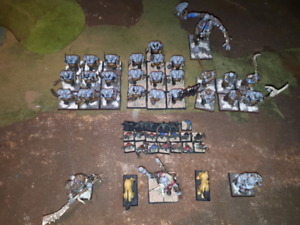 Warhammer age of sigmar ogre kingdoms army