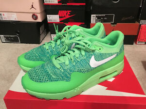 Nike Air Max 1 Ultra Flyknit shoes in size 9 US