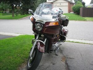 1983 Aspencade 1100 Honda Goldwing