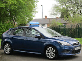 Ford Focus 1.8TDCi ( 115ps ) 2009. Zetec S