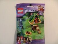 Lego Friends Squirrel's Tree House 41017