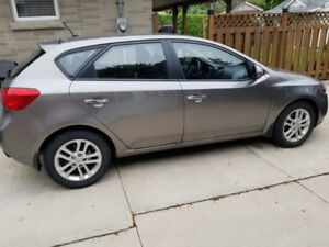 2011 Kia Forte 5 – Lady Owned and in Showroom Condition.