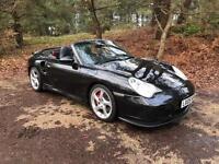 2005 Porsche 911 3.6 996 Turbo Tiptronic S AWD 2dr
