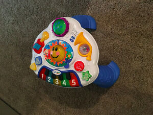 musical standing board for baby