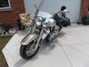 Old Geezer selling 2002 Yamaha 1100 Road Star