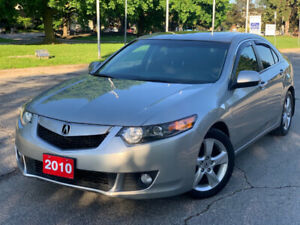2010 ACURA TSX CERTIFIED-3 YR WNTY-SUPER CLEAN
