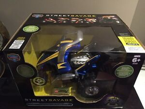 Street Savage radio controlled stunt vehicle