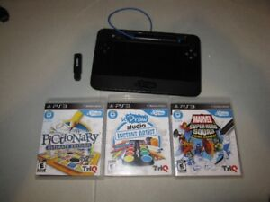 PS3 U Draw and games