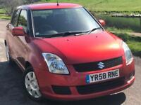 2008 Suzuki Swift 1.3 ( 91bhp ) GL