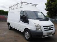 Ford Transit 350 LWB HIGH-ROOF ROOF RACK