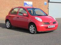 2005/05 Nissan Micra 1.2l petrol, 12 months mot, HPI clear only 50000 miles