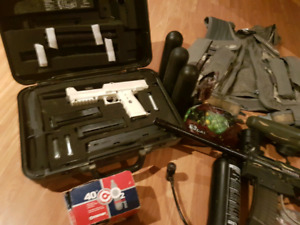 Paintball A5 et TipX  **750$ nego**