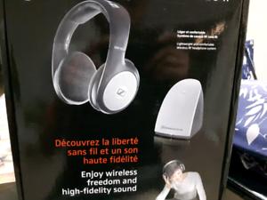 RS 116 II wireless Headphones