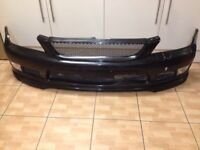 Lexus is200 black 2o2 bumper 98-05 breaking spares is 200 is300 tte TRD sport bodykit can post uk