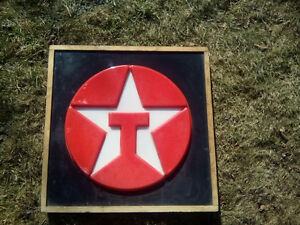Vintage Texaco sign for sale