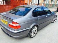 2004 BMW 330D GENUINE M SPORT DIESEL FULLY LOADED 6 SPEED MANUAL